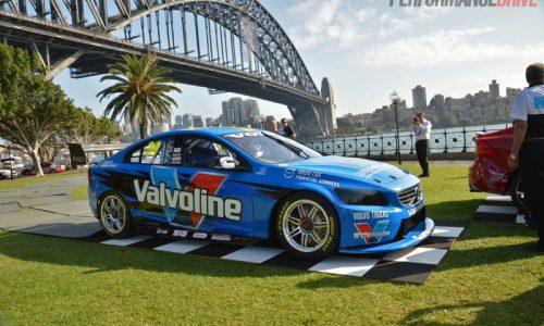 Volvo S60 V8 Supercar unveiled (video)