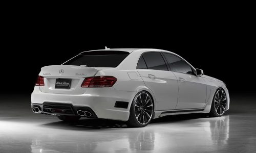 Wald Black Bison kit announced for Mercedes E-Class
