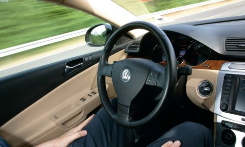 Automated driving research starts in Wolfsburg, Germany