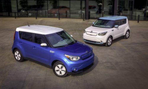 Kia Soul EV unveiled at 2014 Chicago Auto Show