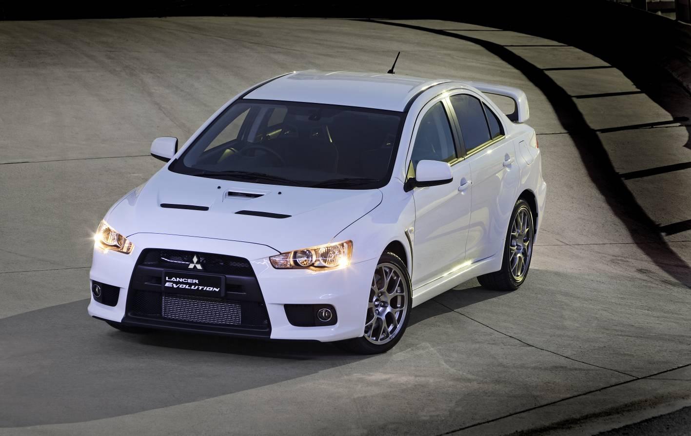 Mitsubishi Lancer Evolution X Archives | PerformanceDrive