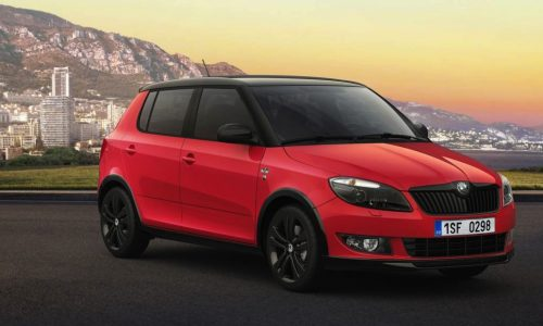 New Skoda Fabia confirmed for Q3, 2013 global sales down