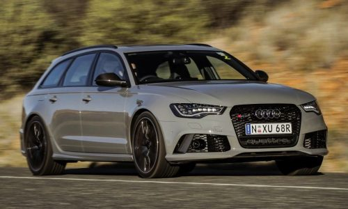 Audi to introduce 'RS' version of almost every model