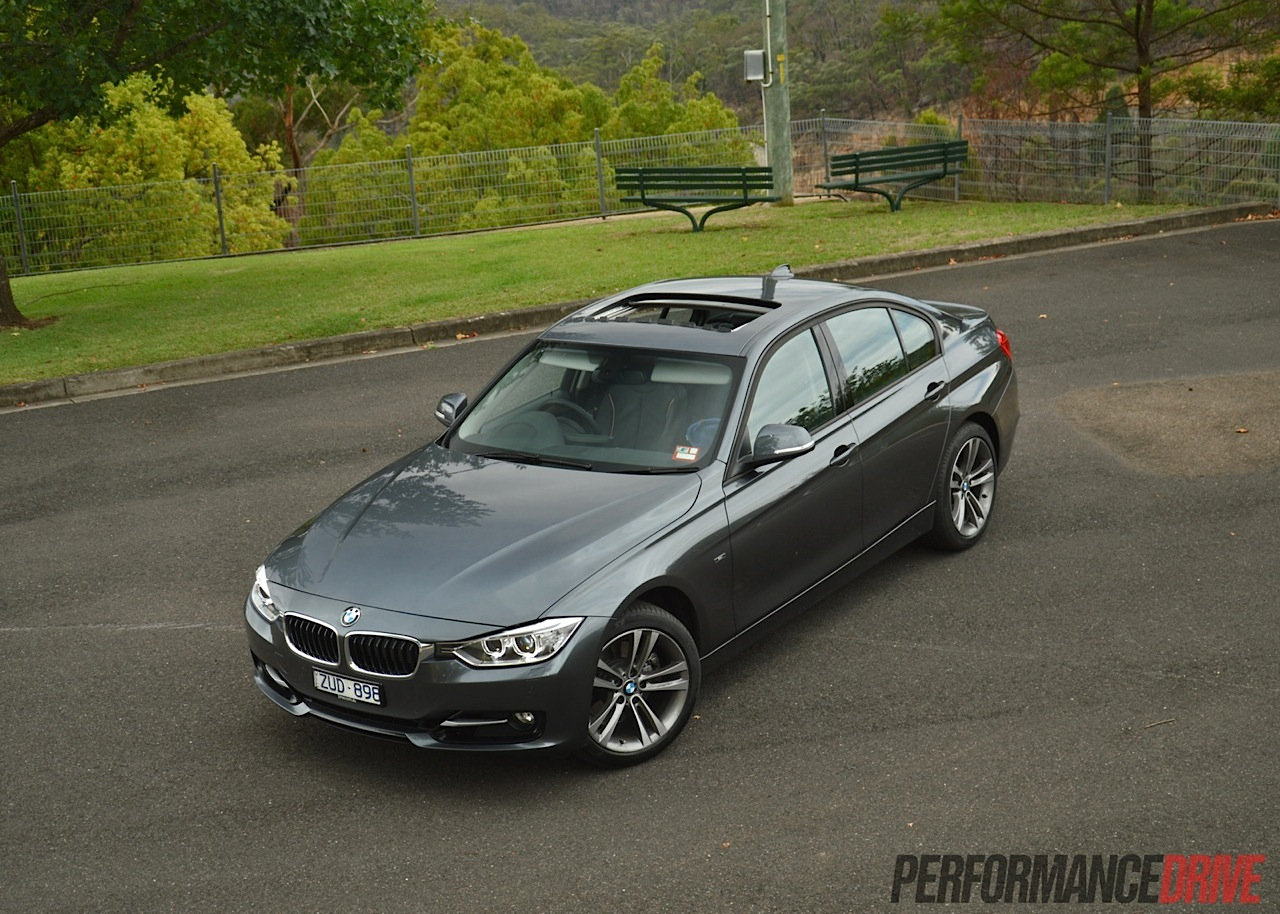 2014 Bmw 328i Sport Line Review Video Performancedrive
