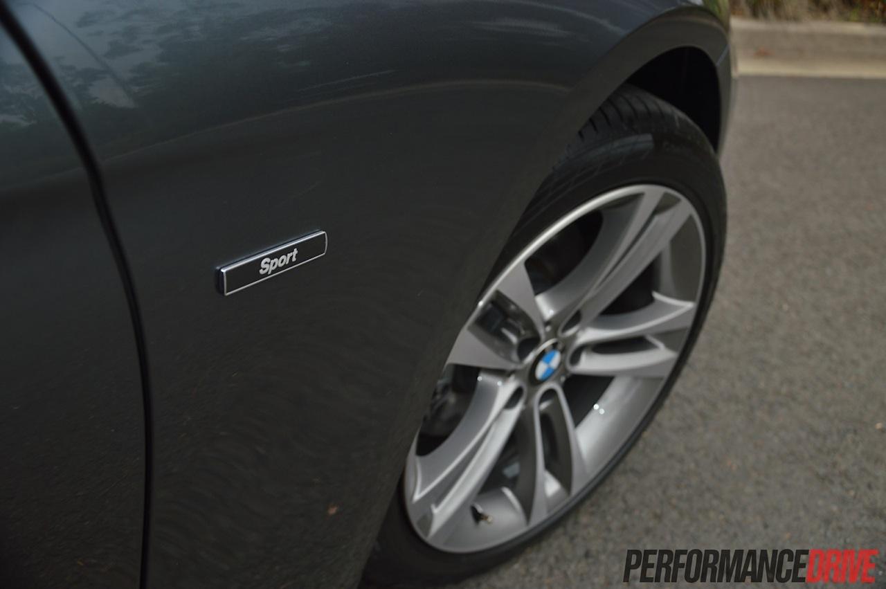 2014 Bmw 328i Sport Line Review Video Performancedrive