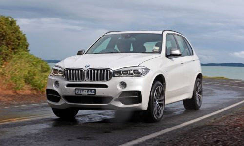 BMW X7 confirmed with US$1 billion plant investment