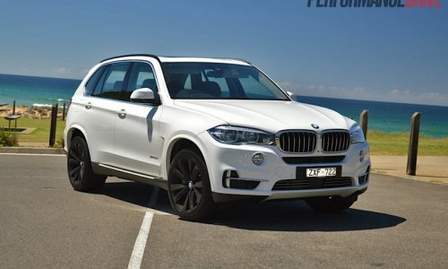2014 BMW X5 xDrive50i review (video)