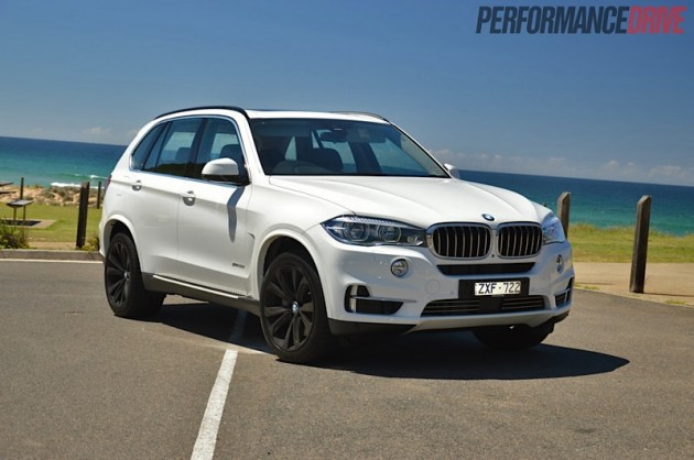 2014 BMW X5 xDrive50i-PerformanceDrive