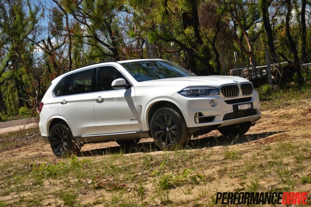 2014 BMW X5 xDrive50i-dirt