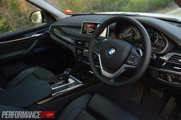 2014 BMW X5 xDrive50i-interior