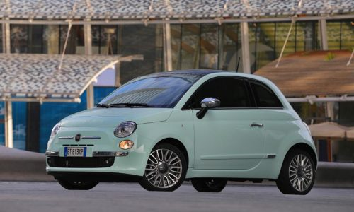 2014 Fiat 500 updated, more power for 875cc TwinAir