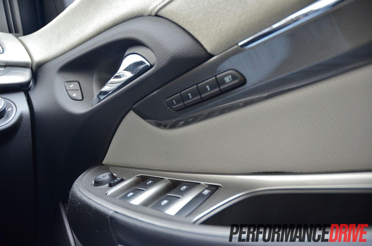 2014 Holden VF Calais V Review (video) | PerformanceDrive