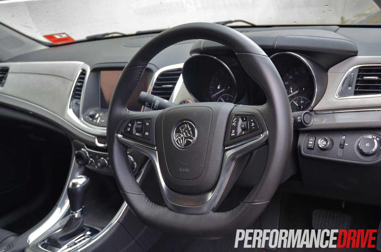2014 Holden VF Calais V Review (video)   PerformanceDrive