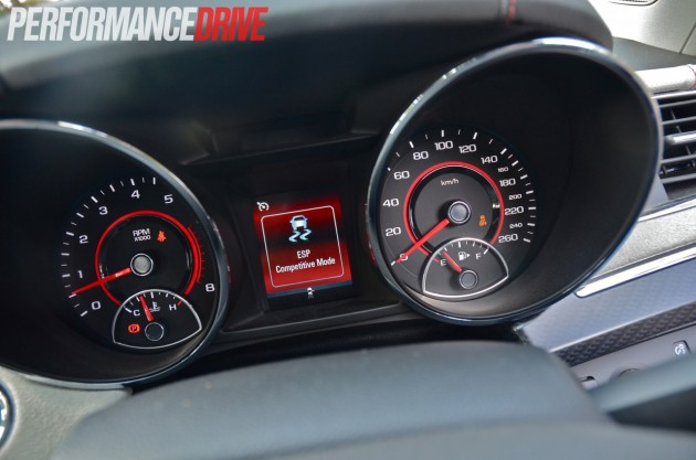 2014 Holden VF Commodore SS V Redline Ute Competitive Mode