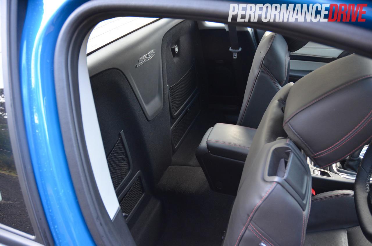 2014 Holden VF Commodore SS V Redline Ute review (video)   PerformanceDrive
