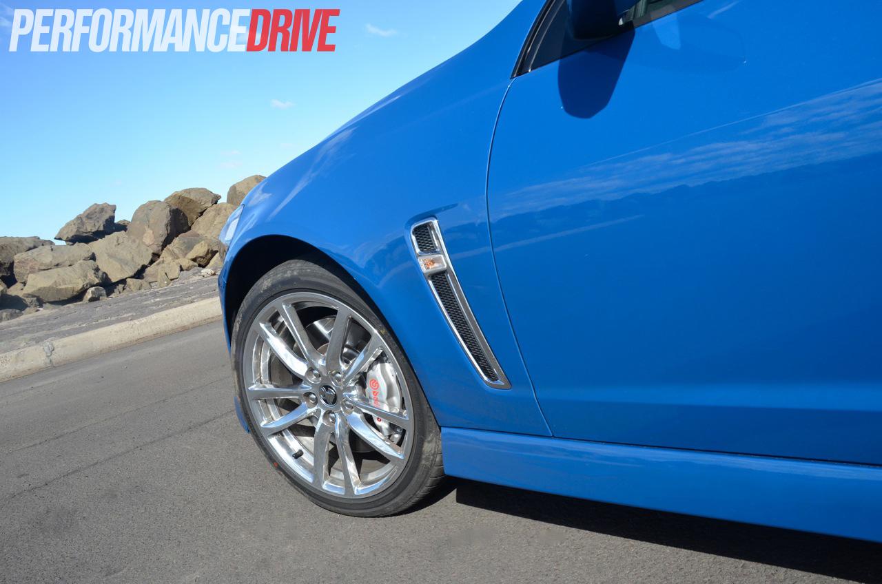 Holden Vf Commodore Ss V Redline Ute Forged Alloy Wheels