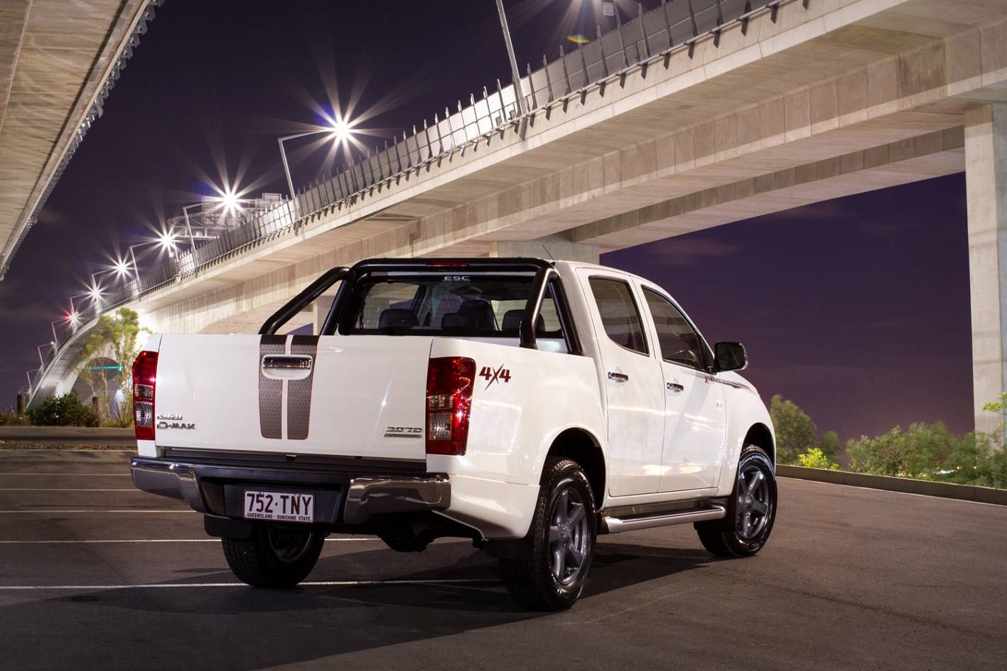 Isuzu D Max X Runner Limited Edition On Sale From 46 490