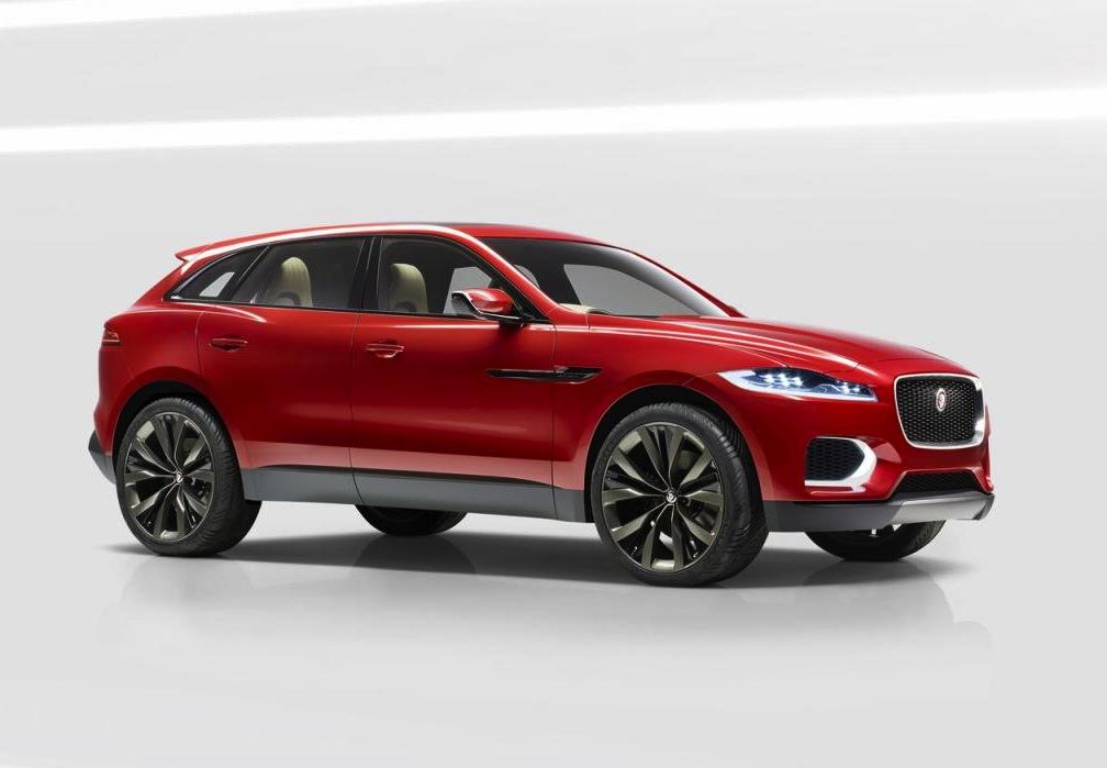 Jaguar C-X17 concept makes its Australian debut ...