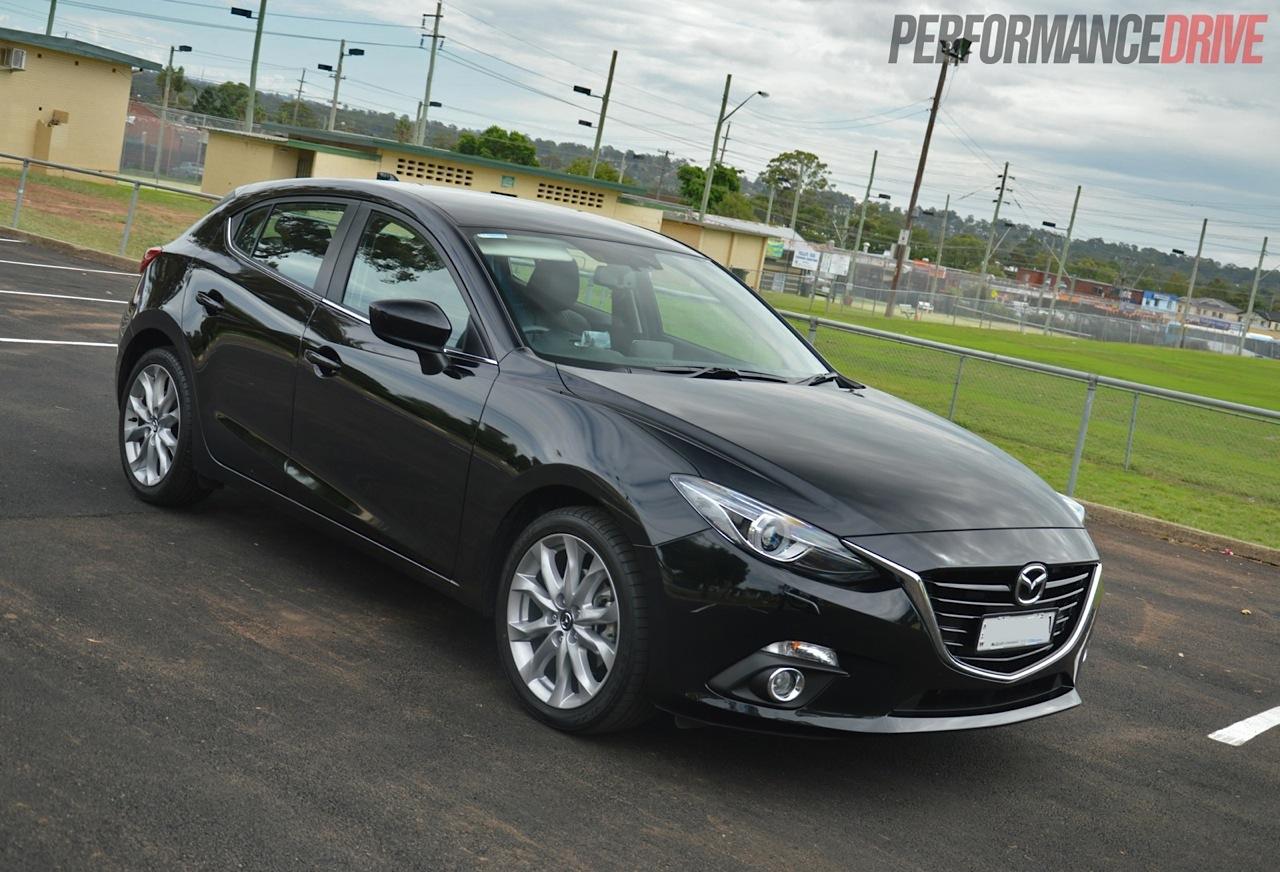 Mazda 3 Skyactiv >> 2014 Mazda3 SP25 GT review | PerformanceDrive