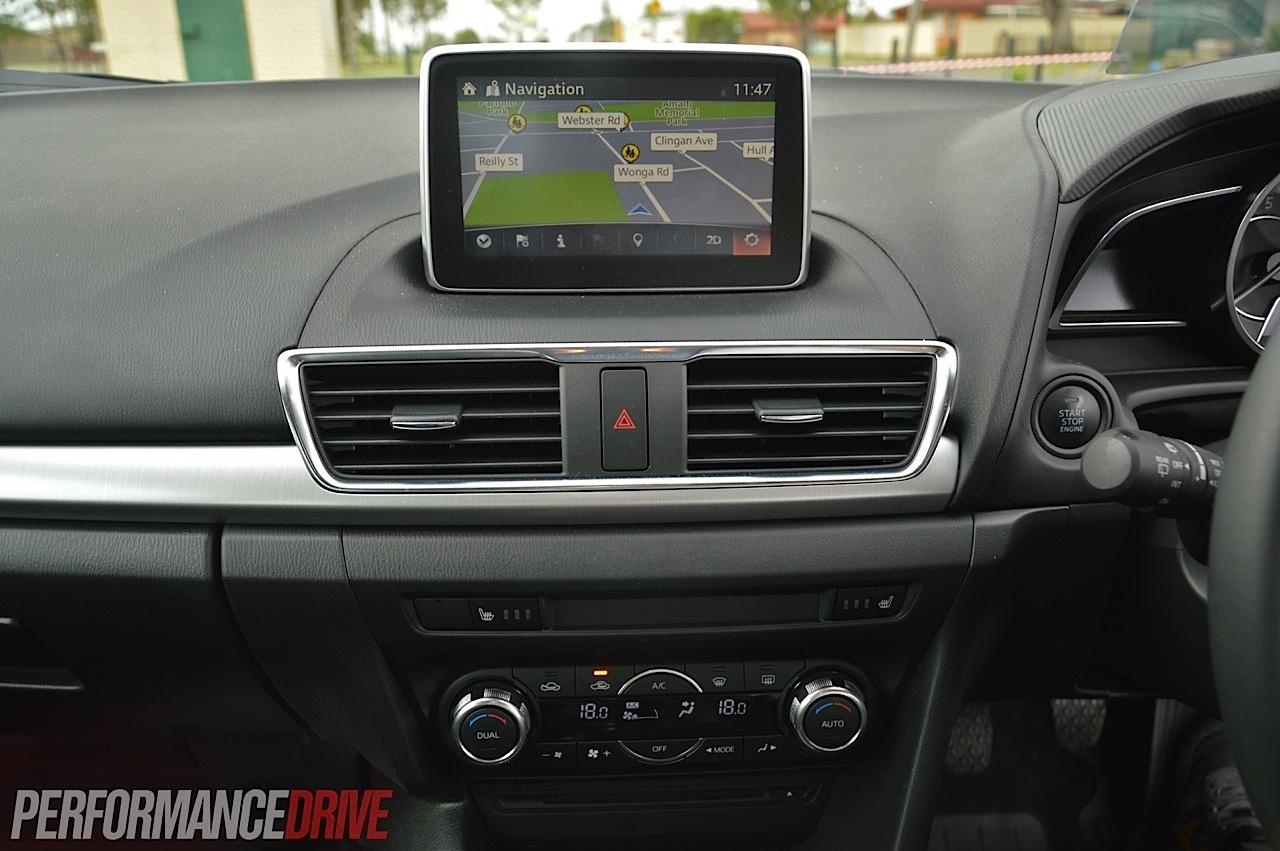 2014 Mazda3 Sp25 Gt Review Performancedrive