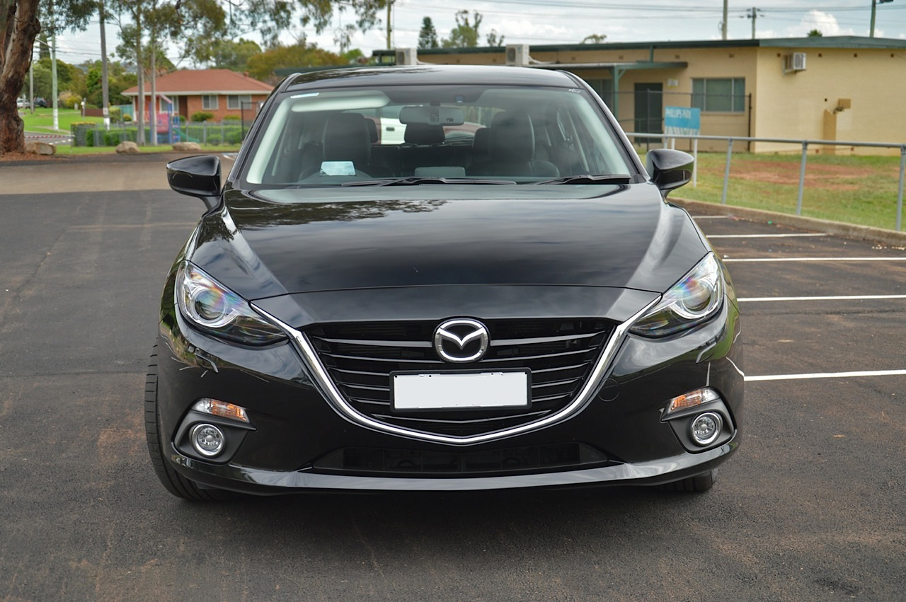 Best Cars For Tall People >> 2014 Mazda3 SP25 GT review | PerformanceDrive