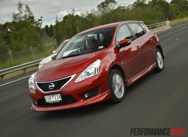 2014 Nissan Pulsar SSS-Australia