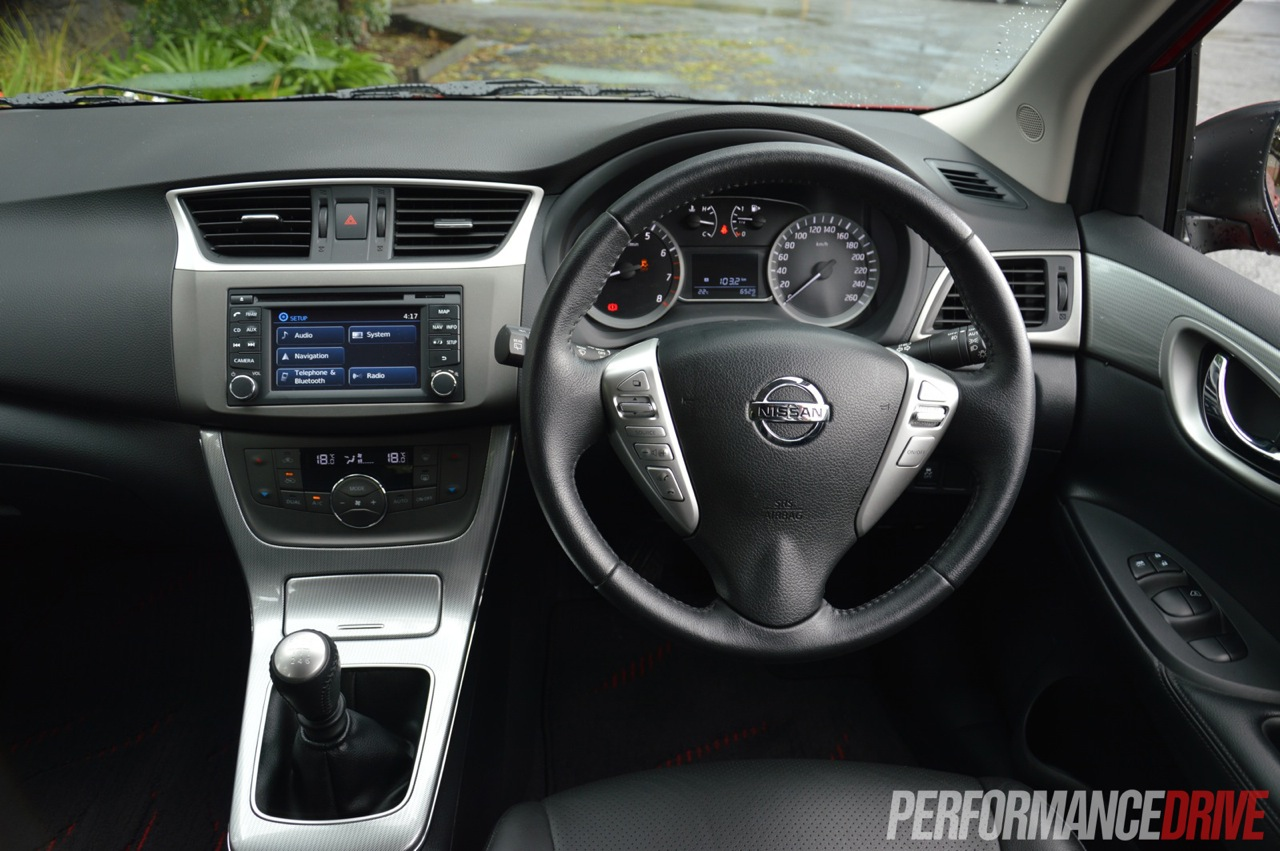 2014 Nissan Pulsar SSS review (video) | PerformanceDrive