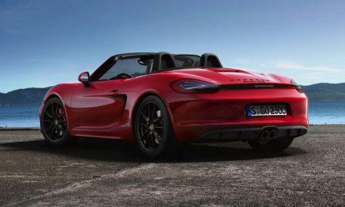 Porsche confirms new four cylinder in development