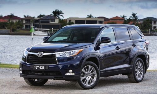 2014 Toyota Kluger now on sale from $40,990
