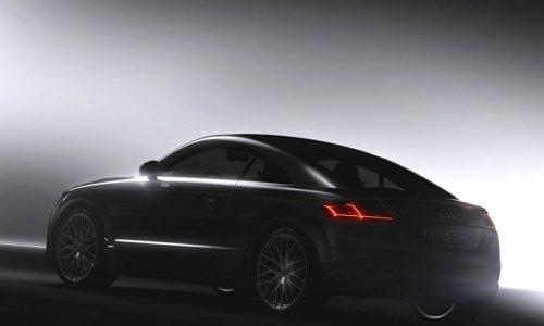 2015 Audi TT reveal getting closer (video)