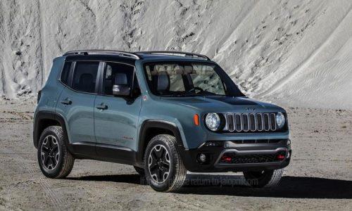 2015 Jeep Renegade leaked, Fiat 500-based off-roader