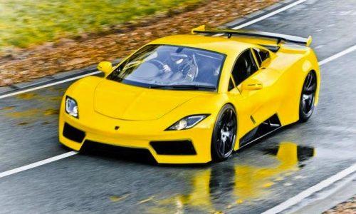 Arash AF8 revealed; 7.0-litre GM power, carbon galore