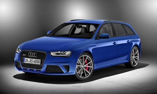Audi RS 4 Avant 'Nogaro' edition on sale from $171,300