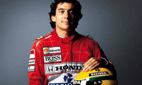 Ayrton Senna's birthday today, 54