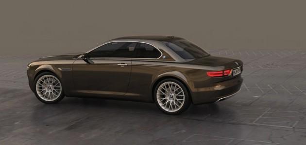 BMW CS Vintage Concept-front