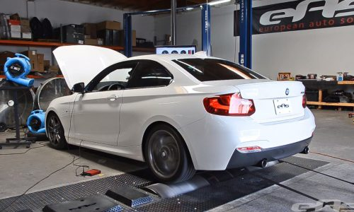 Video: Stock BMW M235i makes 229kW at the wheels