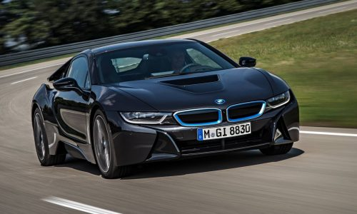 BMW i8 deliveries start in June, final specs announced