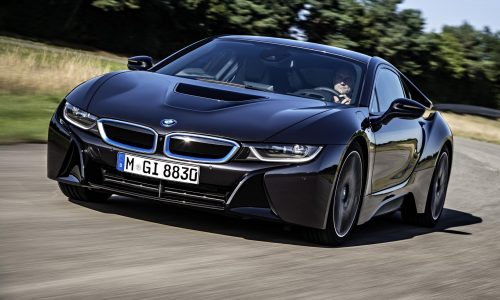 BMW i8, M3 & M4 to make driving debut at Goodwood