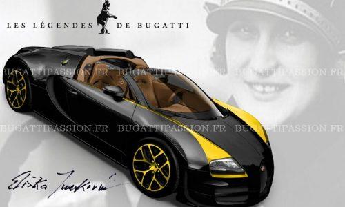 Next Bugatti Veyron Vitesse 'Legend' edition leaked