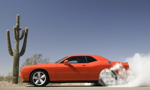 Chrysler's 'Hellcat' V8 could offer up to 700hp (522kW)