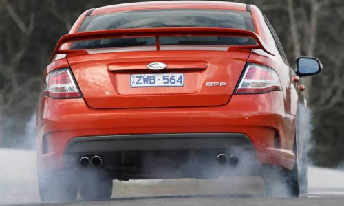 FPV GT '351' last hurrah for FPV, most powerful Falcon ever