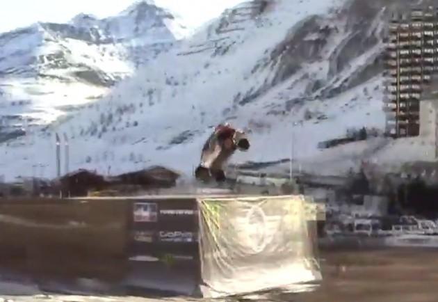Guerlain Chicherit record attempt crash
