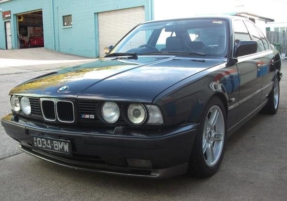 Hartge 1988 BMW M5-Australia