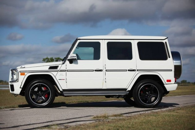 Hennessey Mercedes-Benz G 63 AMG HPE700-body