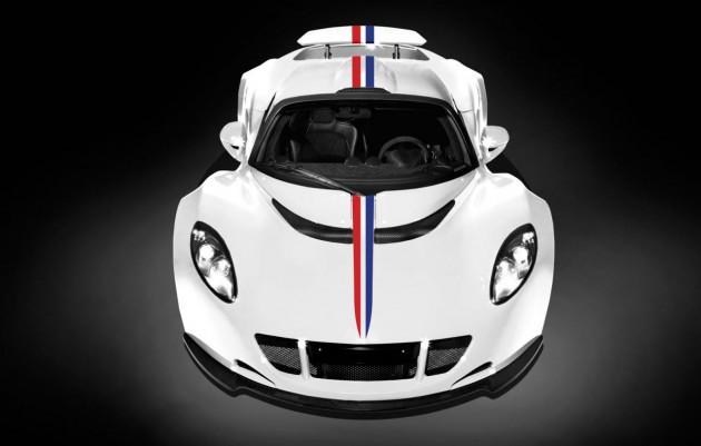 Hennessey Venom GT World's Fastest limited edition