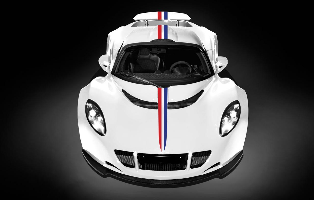 Hennessey Venom GT 'World's Fastest' edition announced