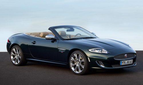 Jaguar XK66 limited edition to send off the XK range