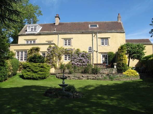 Jeremy Clarkson family home