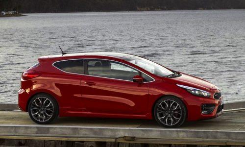 Kia pro_cee'd GT on sale from $29,990, Kia's first hot hatch