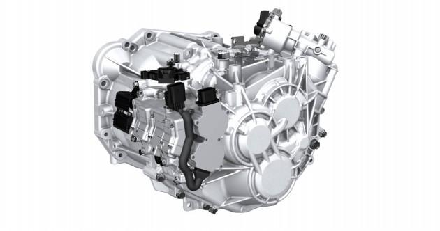 Kia seven-speed DCT-back
